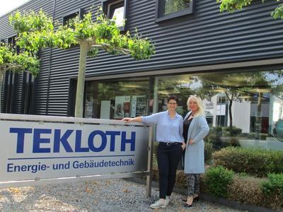 Tekloth GmbH gestaltet moderne und gesunde Arbeitsumgebung