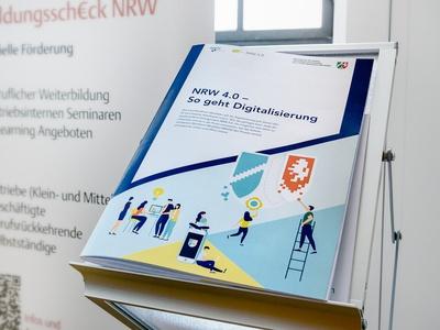 Broschüre NRW 4.0
