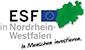 Logo ESF NRW