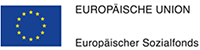 Logo des Europäischen Sozialfonds der Europäischen Union