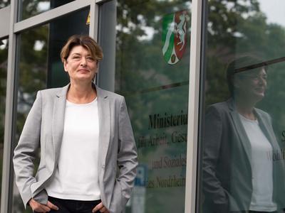 Interview Yvonne Sachtje, Landesschlichterin